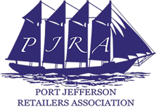 Port Jeff Retailers Logo